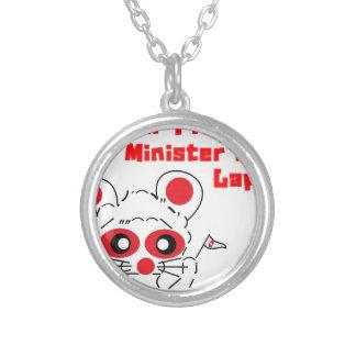 Former Prime Minister of Japan Necklaces