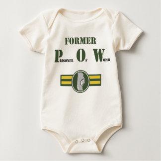 Former Prisoner of Womb (Infant Bodysuits