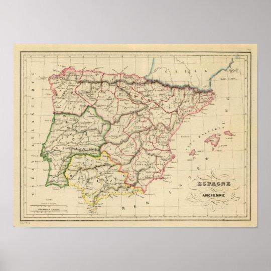 Former Spain Poster