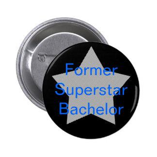"""""""Former Superstar Bachelor"""" Button"""