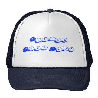 Former Teen Idol Trucker Hat