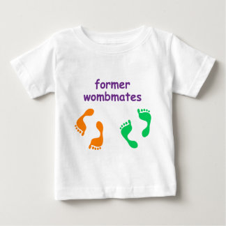 Former Wombmates Baby T-Shirt