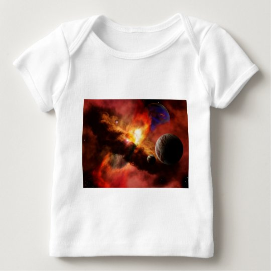Forming New Rings Baby T-Shirt