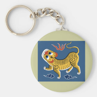 Formosa 1895, China Key Chain