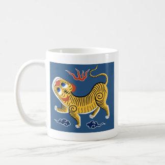 Formosa 1895, China Classic White Coffee Mug