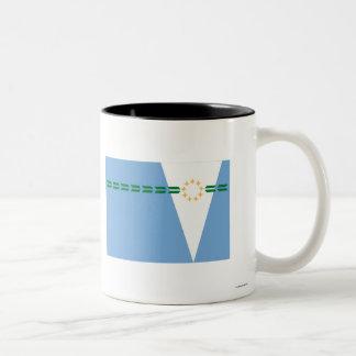 Formosa flag Two-Tone coffee mug