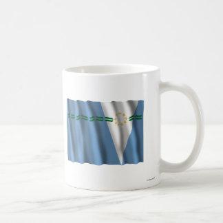 Formosa waving flag classic white coffee mug
