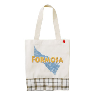 Formosa Zazzle HEART Tote Bag