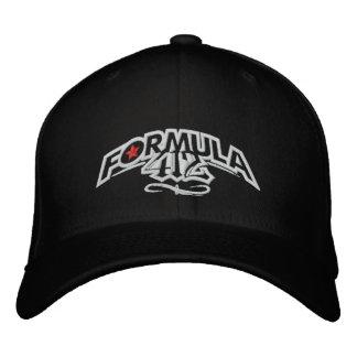 Formula412 - Rocker Logo Cap - BLK