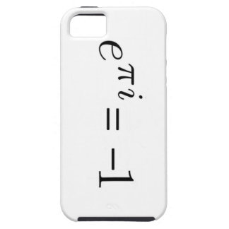 ¡Fórmula de Euler! iPhone 5 Fundas