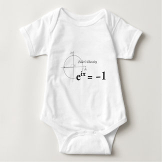 Fórmula de la matemáticas de la identidad de Euler Camisas