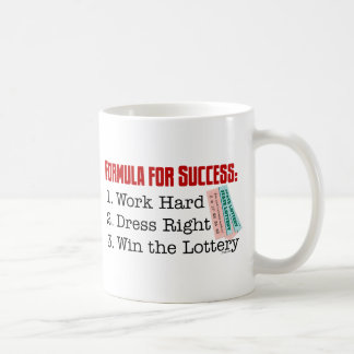 FORMULA FOR SUCCESS COFFEE MUG