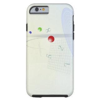 Formula, graph, math symbols 10 tough iPhone 6 case
