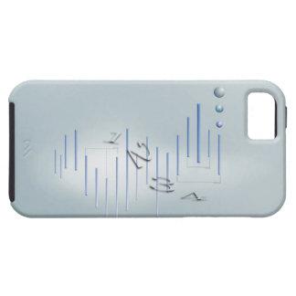 Formula, graph, math symbols 11 iPhone 5 cases