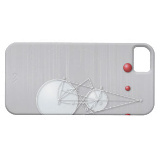 Formula, graph, math symbols 12 iPhone 5 covers