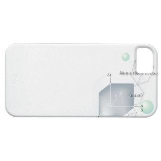 Formula, graph, math symbols 15 iPhone 5 case