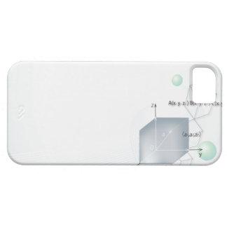Formula, graph, math symbols 15 iPhone 5 covers
