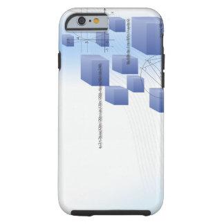 Formula, graph, math symbols 5 tough iPhone 6 case