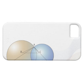 Formula, graph, math symbols 7 iPhone 5 cases