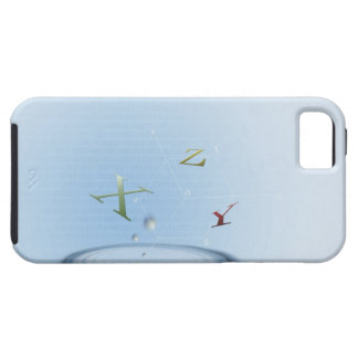 Formula, graph, math symbols 9 iPhone 5 cases