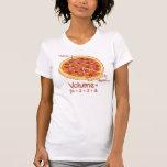 Fórmula matemática = Pi*z*z*a del volumen de la pi Camisetas