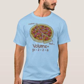Fórmula matemática = Pi*z*z*a del volumen de la Playera