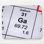 Fórmula molecular del galio tapete de ratones