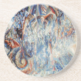 Formula of the Cosmos by Pavel Filonov Coaster