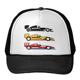 Formula One Racing Trucker Hat