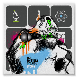 Formula Project Guerrilla Poster