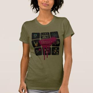 Formula Project Ladies Basic T-Shirt
