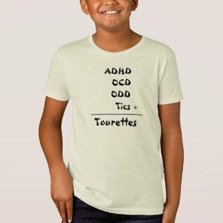 Formula traveled Tourettes T-Shirt