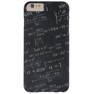 Fórmulas de las matemáticas en la pizarra - único funda de iPhone 6 plus barely there