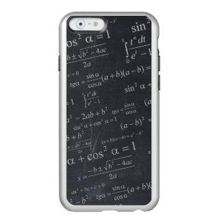 Fórmulas de las matemáticas en la pizarra - único funda para iPhone 6 plus incipio feather shine