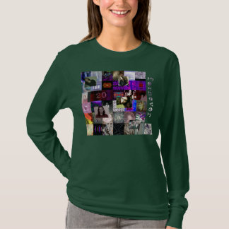fornever 20th anniversary long sleeve women's tee