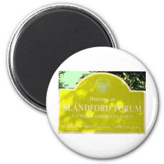 Foro de Blandford Imán Redondo 5 Cm