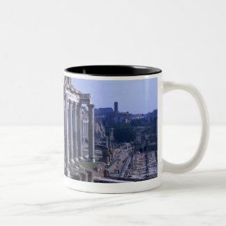Foro Romano 3 Two-Tone Coffee Mug