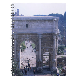 Foro Romano 4 Note Books
