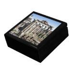 Foro romano cajas de recuerdo