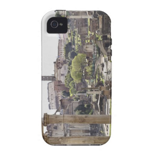 Foro romano Case-Mate iPhone 4 carcasa