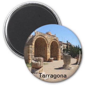 Foro romano de Tarragona Imán Redondo 5 Cm