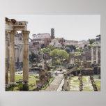 Foro romano impresiones