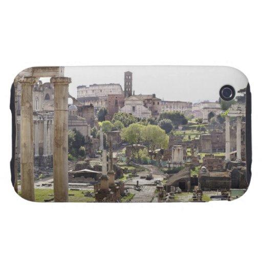 Foro romano iPhone 3 tough funda