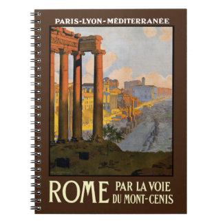 Foro romano libro de apuntes