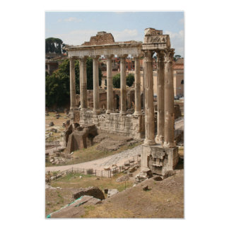 Foro romano poster