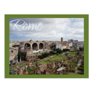 Foro romano postales