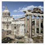 Foro romano, Roma, Italia Azulejo