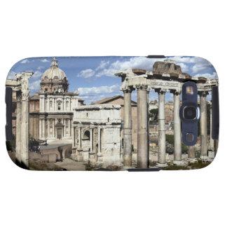 Foro romano, Roma, Italia Galaxy S3 Funda