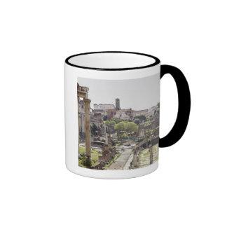 Foro romano taza de café