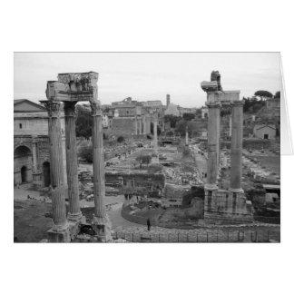 Foro Romanum Tarjeta